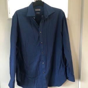 Men's Michael Kors button up shirt!